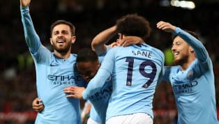 itle Manchester City secured their 11th straight win and returned to the top of the Premier League after two second half goals saw off rivals Manchester United...