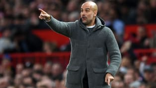 Manchester City manager Pep Guardiola has warned his players that they must remain calm in their final three games of the season if they want to retain their...