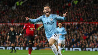 ​Manchester City star Bernardo Silva has insisted that he is 'very happy' with life at the Etihad, despite speculation linking him with a potential move to...