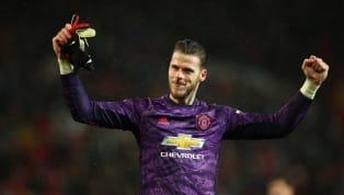 El portero español podía presumir de ser el mejor pagado del mundo gracias a los diez millones y medio de euros que el Manchester United invertía en su suelo...