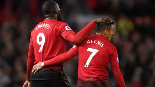Manchester United striker Romelu Lukaku has revealed that he told fellow forward Alexis Sanchez that he'd get the crucial goal against his former club Arsenal...