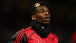 """Ole Gunnar Solskjaer has claimed Paul Pogba is """"injured"""" and at risk of missing a number of Manchester United games over the next few weeks, following his..."""