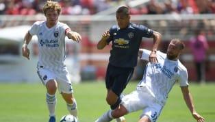 El Manchester United está haciendo parte de su pretemporada en los Estados Unidos y su más reciente prueba fue un empate a cero goles con el San Jose...