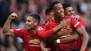 Four Manchester United marked Ole Gunnar Solskjaer's first game as permanent manager with a win, as they beat Watford 2-1 at Old Trafford on Saturday...