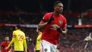 Anthony Martiala été l'un des trois buteurs de Manchester United ce dimanche face à Watford. Le troisième but en une semaine seulement pour celui qui porte...