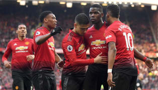 Win Manchester United moved up to fifth in the Premier League, as they beat West Ham 2-1 on Saturday afternoon. In the first half West Ham had the ball in...