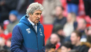 West Ham manager Manuel Pellegrini has said that he enjoyed his side's performance, after they lost 2-1 to Manchester United on Saturday afternoon. The...