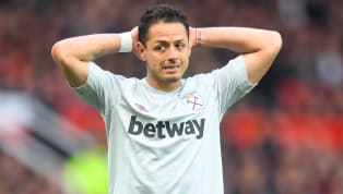 West Ham striker Javier 'Chicharito' Hernandez is close to the exit door at the London Stadium after admitting on a new YouTube series that he is seeking a...