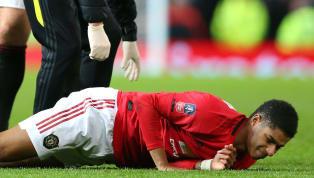 L'attaquant anglais est sorti sur blessure quatre jours avant le Derby d'Angleterre face à Manchester United. Il n'avait pas démarré le match pour être...