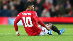 Marcus Rashford has been ruled out of Manchester United's Premier League clash with Liverpool at Anfield on Sunday. The English striker was forced off...