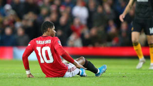 ​Manchester United have been accused of failing to protect star forward Marcus Rashford after he was forced to continue playing through excruciating pain....