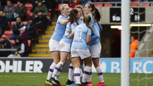 tory Manchester City came out on top in the headline tie in the Women's FA Cup fourth round on Saturday, as Ellen White's potency proved decisive in a ​​3-2...