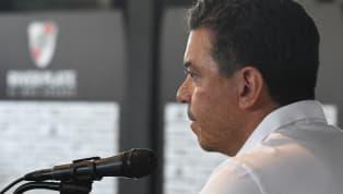 El entrenador del 'Millonario' aseguró que no se le hubiese hecho difícil insertarse en este esquema de su propio equipo, aunque reconoció que no sería fácil...