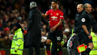 ​​Marcus Rashford's brother took a dig at Jose Mourinho after ​Manchester United's ​victory over ​Tottenham Hotspur in the ​Premier League on Wednesday....