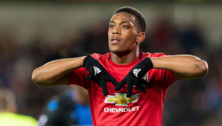 Manchester United toiled to an uninspiring1-1 draw at Club Brugge in the first leg of their Europa League last 32 tie on Thursday night. Antony Martial...