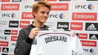 Vor wenigen Jahren galt Martin Ödegaard als das größte Jugendtalent im europäischen Fußball. Mit nur 16 Jahren wechselte er von Norwegen aus zu Real Madrid...