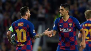 L'attaquant barcelonais Luis Suárez a employé des mots forts pour décrire sa relation avec son ami Lionel Messi. Toujours aussi heureux d'évoluer auFC...