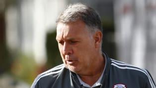 Luego de hacer oficial la lista de jugadores para los compromisos ante Chile y Paraguay, el entrenador Gerardo Martino mencionó en entrevista que por ahora...