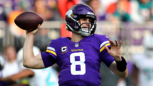 Following an 8-7-1 campaignin 2018, the Minnesota Vikings saw an otherwise respectable season collapse in fount of their eyes on the final day, failing to...
