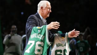 The Boston ​Celtics are one of the greatest franchises in sports history and a lot of that has to do with John Havlicek.  This team has had a number of...