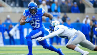Kentucky RB Benny Snell Declares for NFL Draft