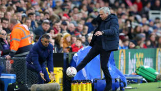 """Jose Mourinho has claimed that the ball used duringTottenham'slackluster third-round draw againstMiddlesbroughwas """"too light"""" and like a """"beach..."""