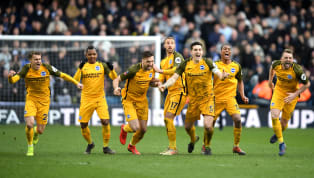 Brighton & Hove Albion fought back from two goals down to beat Millwall on penalties in the FA Cup quarter-final on Sunday afternoon. After a turgid first...