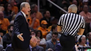 ​Cover Photo: Getty Images Tennessee head coach Rick Barnes has been around college basketball for a long time. Prior to accepting the job at Tennessee,...