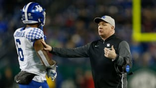 Kentucky is a teamon the rise. Last season they were just a few miscues away from being a six-win team in the SEC. This year they have a few more question...