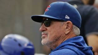I'm sure Chicago Cubs manager Joe Maddon expected some tough questions during a panelat Cubs Convention on Saturday, but right off the top, he had to get...