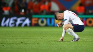 การแข่งขันยูฟ่า เนชันส์ลีก ลีกเอ รอบรองชนะเลิศ คืนวันพฤหัสบดีที่ 6 มิถุนายน 2019 ทีมชาติเนเธอร์แลนด์ 3-1 ทีมชาติอังกฤษ สนามเอสตาดิโอ ดี อฟอนโซ เอนริเกส์,...