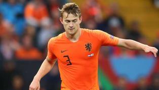 Matthijs De Ligt a été l'auteur d'une prestation étonnante jeudi soir contre l'Angleterre. Le capitaine de l'Ajax a eu une première mi-temps très compliquée...