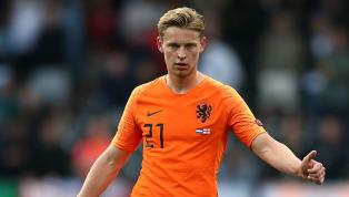 Frenkie De Jong, ya liberado de su compromiso con Holanda tras haber finalizado laNations League, atendió a los micrófonos de Esporte Interativo para...