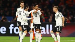 Die deutsche Nationalmannschaft ist erfolgreich in die EM-Qualifikation gestartet. Die Elf von Joachim Löw schlug die Niederlande in Amsterdam in der...