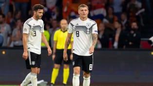 Die deutsche Nationalmannschaftsteckt in einem Formtief, daran kann aktuell auch Toni Kroos nichts ändern. Nach der3:0-Klatsche gegen die Niederlande,...