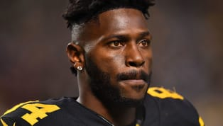 ​The Antonio Brown saga isn't short on both drama and soap opera levels of tension and secrecy. Earlier today, the moody wide receiver officially burned...