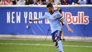 El delantero españolDavid Villatuvo un rendimiento sobresaliente con elNew York City FC,en el partido contra los New York Red Bulls, en donde fue el...