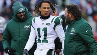The decision is finally in.  ​New York Jets ​wide receiver Robby Anderson pled no contest to reckless driving on Wednesday morning. Anderson will serve six...