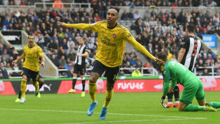 Win Arsenal's Premier League campaign got off to a great start as they picked up a hard-fought 1-0 victory over Newcastle United on a wet Sunday afternoon at...