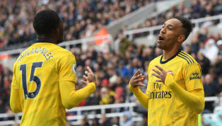 Former Chelsea and Manchester United manager Jose Mourinho has praised Pierre-Emerick Aubameyang's neat finish against Newcastle in Arsenal's opening game of...