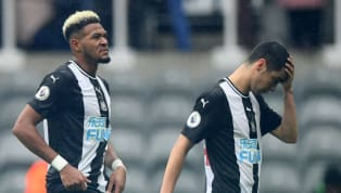 Much was expected of Newcastle United's forward line this season. January signing Miguel Almirón was joined by club-record arrival Joelinton and Allan...