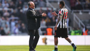 ​Newcastle manager Rafa Benitez has said on-loan winger Kenedy just needs to persevere in order to rediscover his impressive form from last season, and hinted...