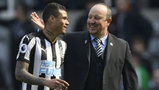 ​Newcastle boss Rafael Benitez has suggested that Kenedy will remain at St James' Park for the remainder of the season, despite rumours of interest from other...