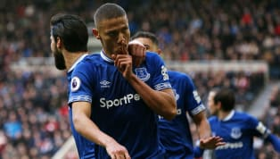 ​Everton forward Richarlison scored the first goal in the Toffees' 2-0 victory over Chelsea at the weekend, which sees him keep his place as the club's...