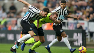 iers Newcastle took another significant step away from the threat ofrelegation and made it three consecutive home victories as goals from Salomon Rondon and...