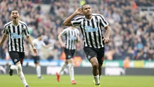 Stay ​Salomon Rondon has admitted that he is happy at Newcastle and suggested that he could stay at St. James' Park beyond his current one-year loan spell from...