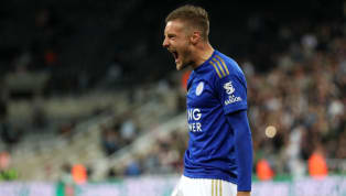 Leicester City striker Jamie Vardy has enjoyed a flying start to the 2019/20 Premier League season and took his goal tally for the campaign up to five by...
