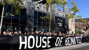 Newcastle Loanee Admits Future 'Looks Pretty Bleak' Under Rafa Benitez