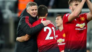 Tujuh kemenangan beruntun telah diraihManchester Uniteddi seluruh kompetisi: enam di Premier League dan satu di FA Cup. Enam kemenangan itu menjaga asa...
