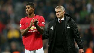 Manchester Unitedmanager, Ole Gunnar Solskjaer has hailed the performance of Marcus Rashford during their 1-1 drawagainstLiverpoolin the Premier...